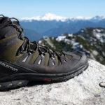 Picture Of Salomon Men's Quest 4D 2 GTX Hiking Boot Review